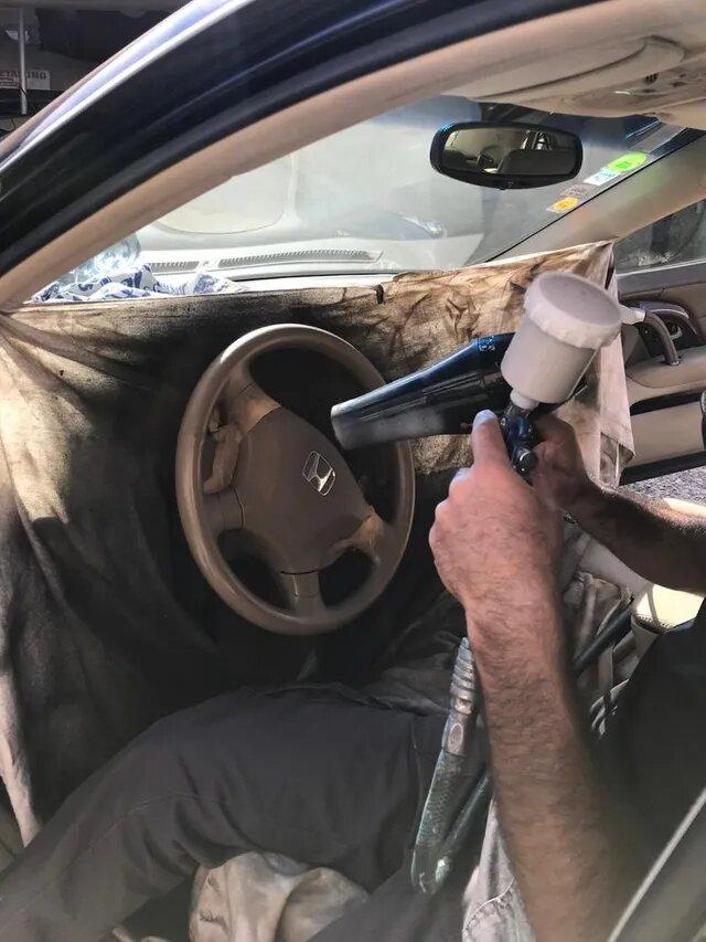 ציפוי-ננו-לרכב